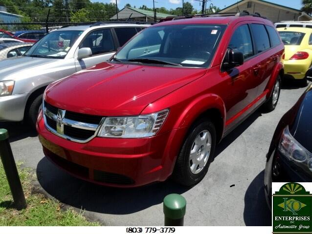 2010 Dodge Journey You can contact us at 866 370-8267 or visit us at 3820 RIVER DRIVE COLUMBIA SC