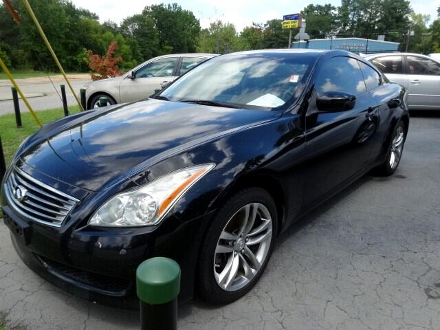 2009 Infiniti G Coupe You can contact us at 803 779-3779 or visit us at 3820 RIVER DRIVE COLUMBIA