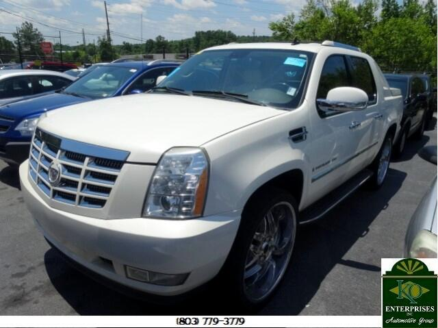 2008 Cadillac Escalade EXT You can contact us at 866 370-8267 or visit us at 3820 RIVER DRIVE COL