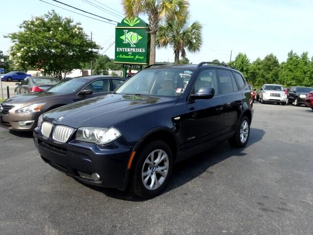 2010 BMW X3 You can contact us at 866 370-8267 or visit us at 3820 RIVER DRIVE COLUMBIA SC 29201