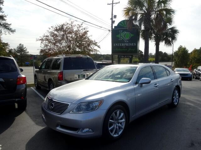 2008 Lexus LS 460 You can contact us at 803 779-3779 or visit us at 3820 RIVER DRIVE COLUMBIA SC