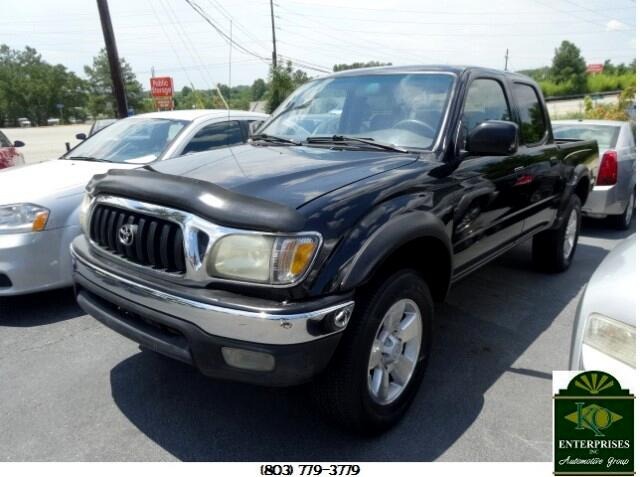 2002 Toyota Tacoma You can contact us at 866 370-8267 or visit us at 3820 RIVER DRIVE COLUMBIA SC