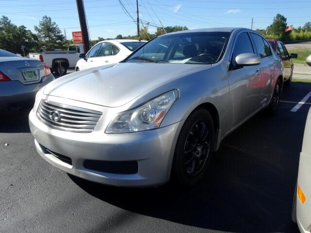 2008 Infiniti G35 You can contact us at 803 779-3779 or visit us at 3820 RIVER DRIVE COLUMBIA SC