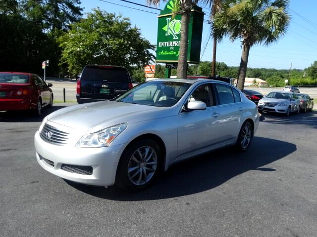 2007 Infiniti G35 You can contact us at 803 779-3779 or visit us at 3820 RIVER DRIVE COLUMBIA SC