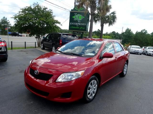 2009 Toyota Corolla You can contact us at 803 779-3779 or visit us at 3820 RIVER DRIVE COLUMBIA S
