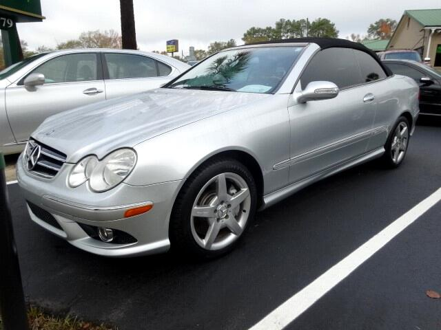 2006 Mercedes CLK-Class You can contact us at 803 779-3779 or visit us at 3820 RIVER DRIVE COLUMB