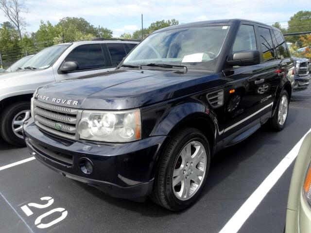 2006 Land Rover Range Rover Sport You can contact us at 803 779-3779 or visit us at 3820 RIVER DR