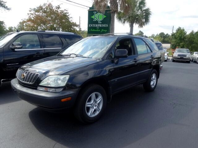 2001 Lexus RX 300 You can contact us at 803 779-3779 or visit us at 3820 RIVER DRIVE COLUMBIA SC