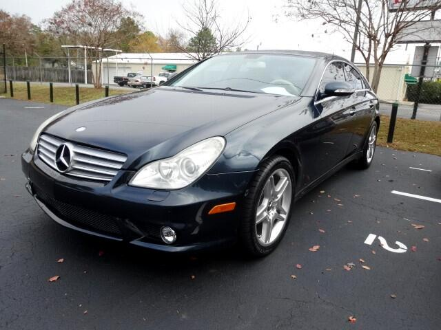 2007 Mercedes CLS-Class You can contact us at 803 779-3779 or visit us at 3820 RIVER DRIVE COLUMB