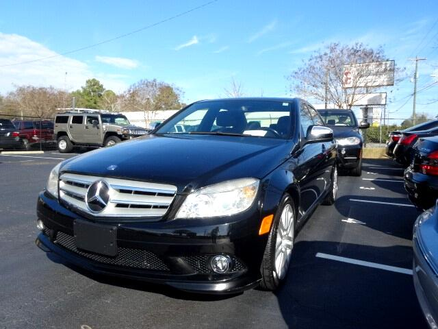 2008 Mercedes C-Class You can contact us at 803 779-3779 or visit us at 3820 RIVER DRIVE COLUMBIA