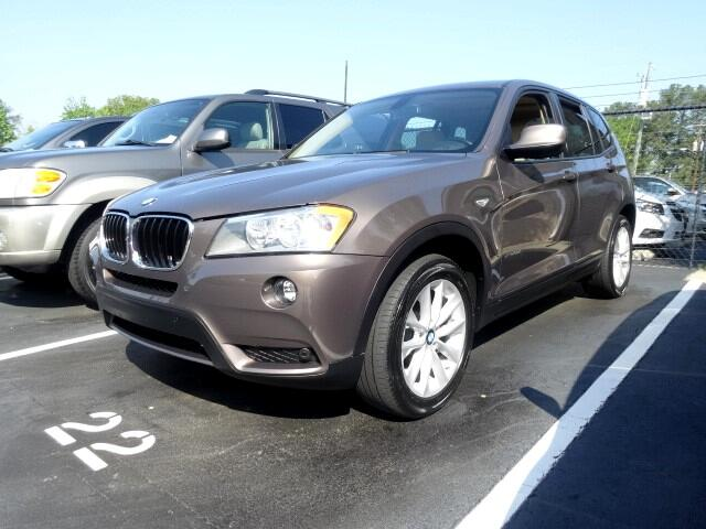 2013 BMW X3 You can contact us at 866 900-6647 or visit us at 3820 RIVER DRIVE COLUMBIA SC 29201