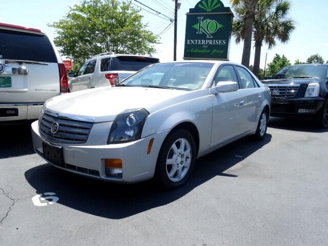 2005 Cadillac CTS You can contact us at 866 900-6647 or visit us at 3820 RIVER DRIVE COLUMBIA SC