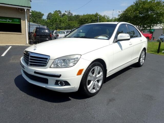 2008 Mercedes C-Class You can contact us at 866 900-6647 or visit us at 3820 RIVER DRIVE COLUMBIA