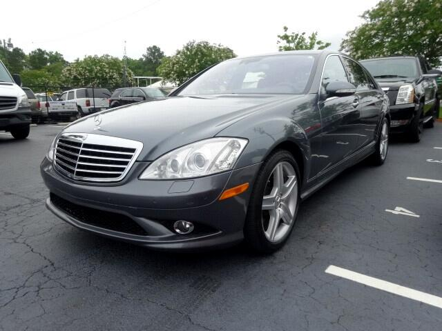 2009 Mercedes S-Class You can contact us at 866 900-6647 or visit us at 3820 RIVER DRIVE COLUMBIA