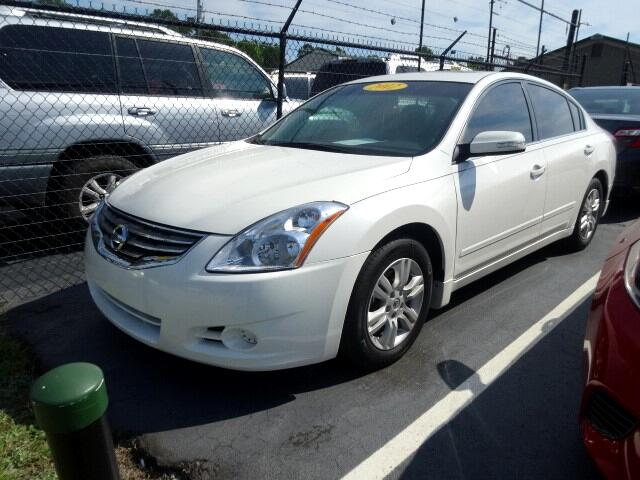 2012 Nissan Altima You can contact us at 866 900-6647 or visit us at 3820 RIVER DRIVE COLUMBIA SC
