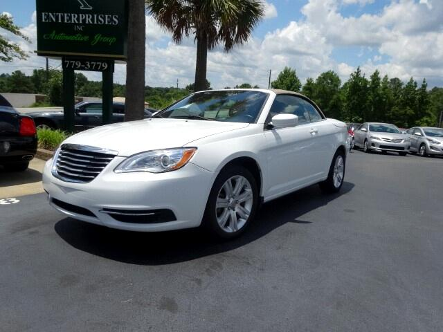 2011 Chrysler 200 You can contact us at 866 900-6647 or visit us at 3820 RIVER DRIVE COLUMBIA SC
