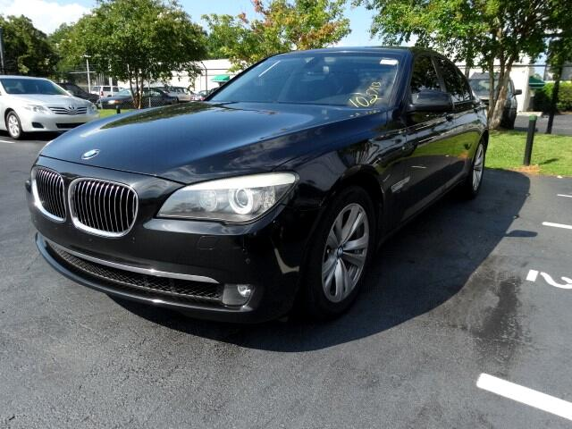 2011 BMW 7-Series You can contact us at 866 900-6647 or visit us at 3820 RIVER DRIVE COLUMBIA SC