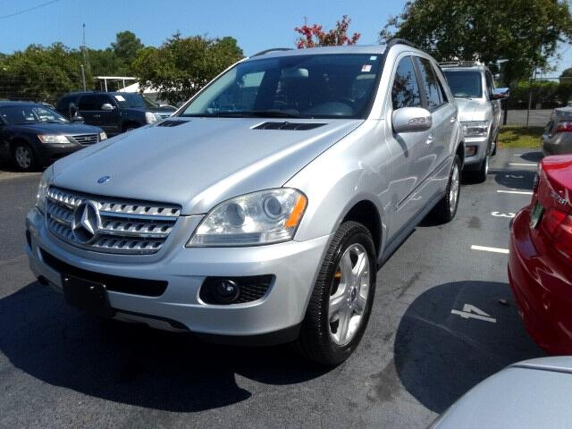 2008 Mercedes M-Class You can contact us at 866 900-6647 or visit us at 3820 RIVER DRIVE COLUMBIA