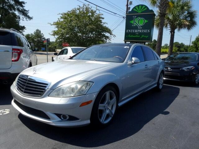 2007 Mercedes S-Class You can contact us at 866 900-6647 or visit us at 3820 RIVER DRIVE COLUMBIA