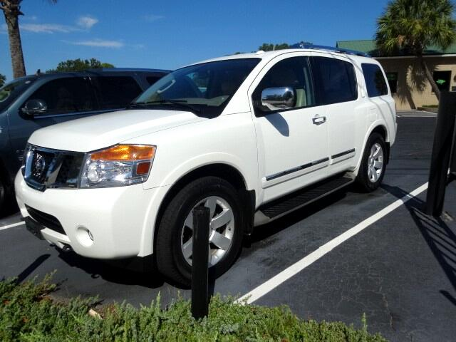2011 Nissan Armada You can contact us at 866 900-6647 or visit us at 3820 RIVER DRIVE COLUMBIA SC