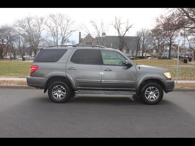 2004 Toyota Sequoia Limited 4WD