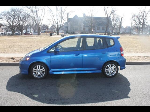 2008 Honda Fit Sport 5-Speed AT