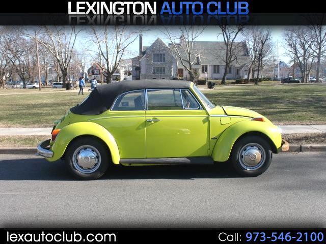 1973 Volkswagen Super Beetle Convertibile
