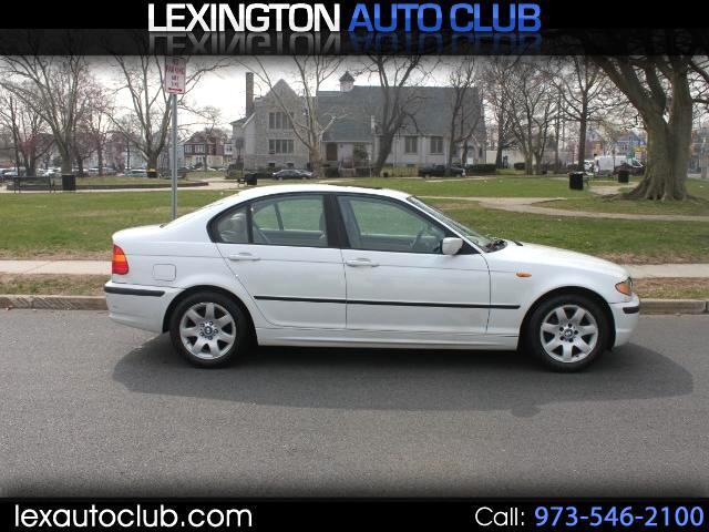 2003 BMW 3-Series 325xi Sedan