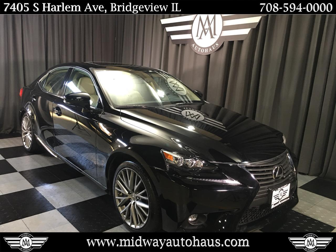 Pre-Owned 2016 Lexus IS 300 4dr Sdn AWD