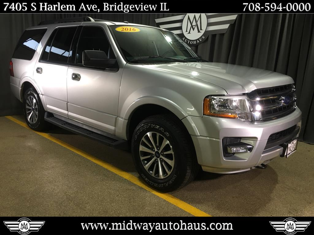 Pre-Owned 2016 Ford Expedition 4dr XLT 4WD