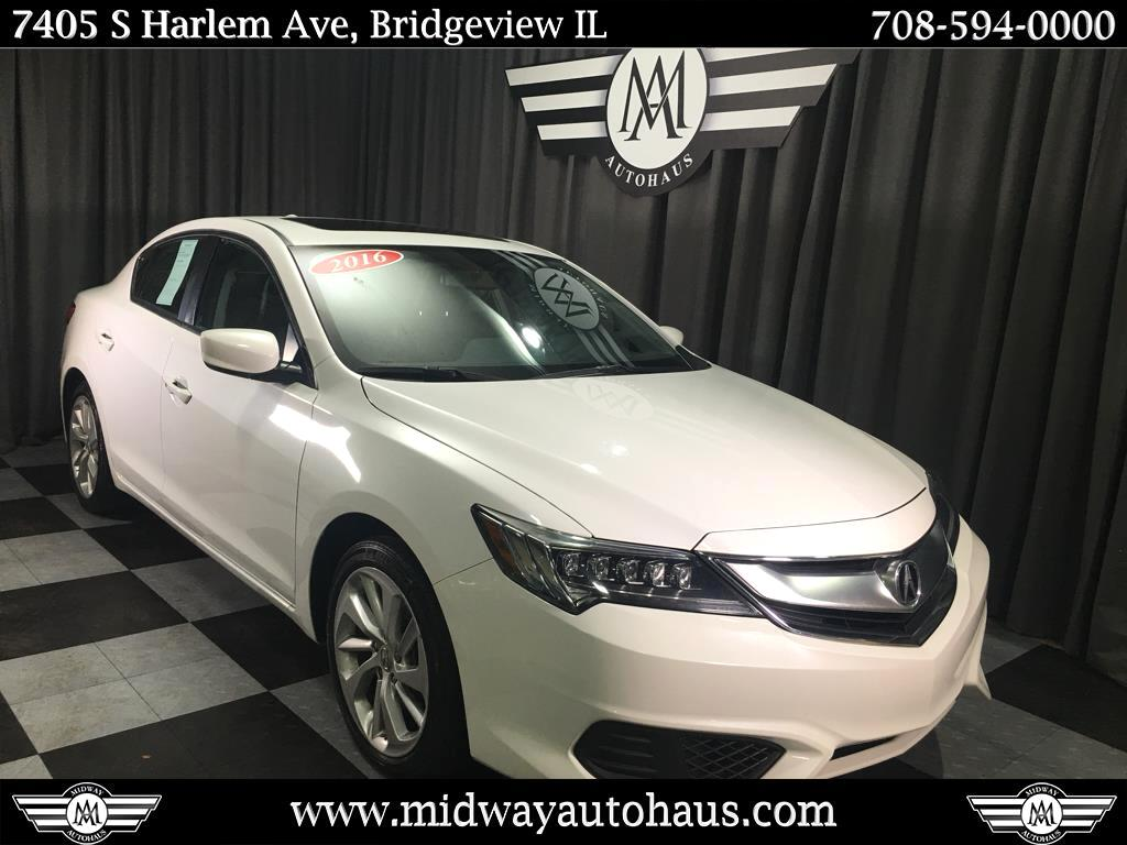 Pre-Owned 2016 Acura ILX 4dr Sdn