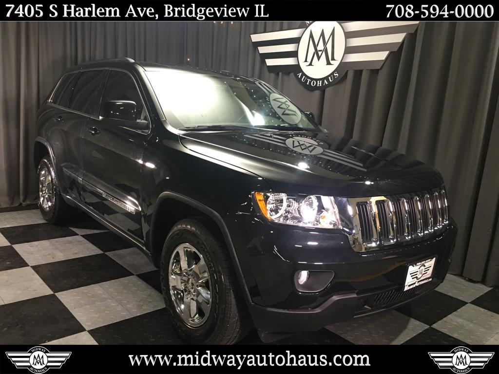Pre-Owned 2013 Jeep Grand Cherokee 4WD 4dr Laredo