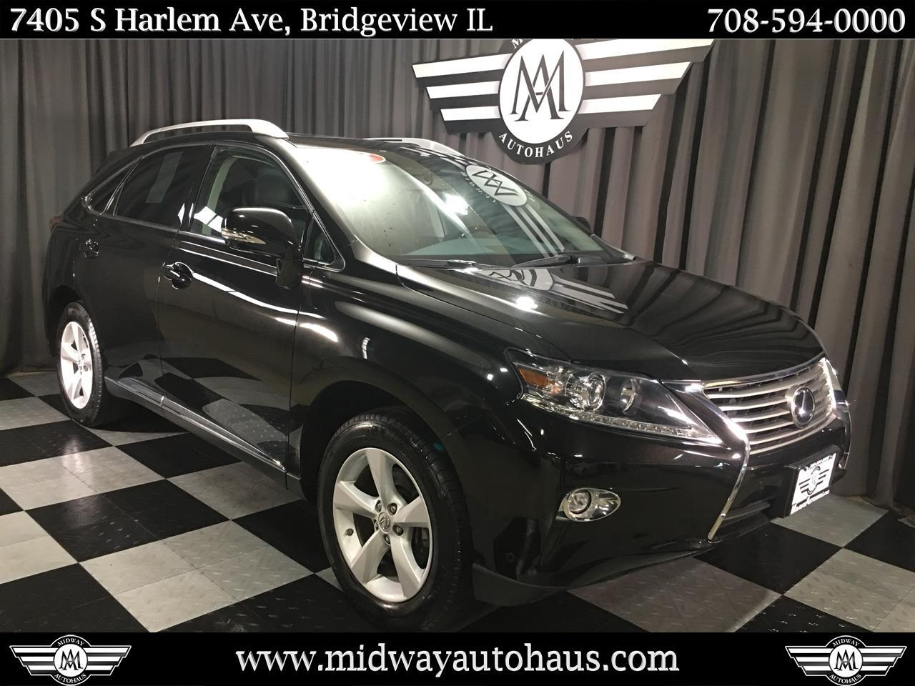 Pre-Owned 2015 Lexus RX AWD 4dr F Sport