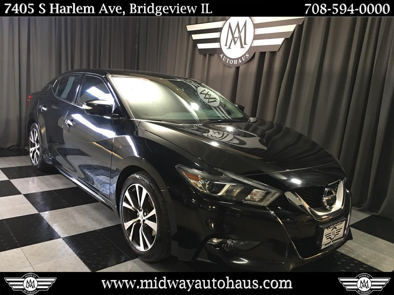 Pre-Owned 2016 Nissan Maxima 4dr Sdn 3.5 SV
