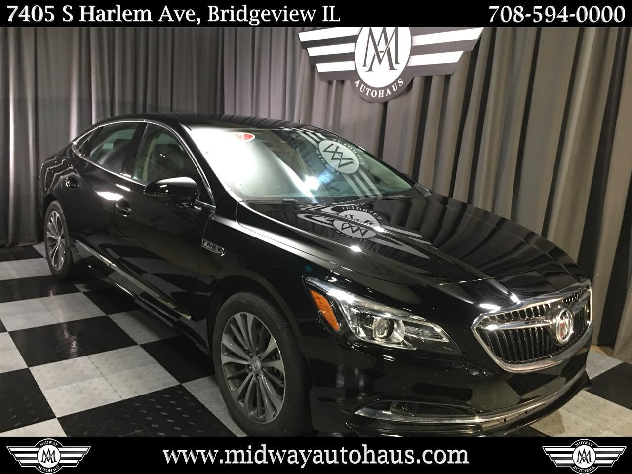 Pre-Owned 2017 Buick LaCrosse 4dr Sdn Premium FWD