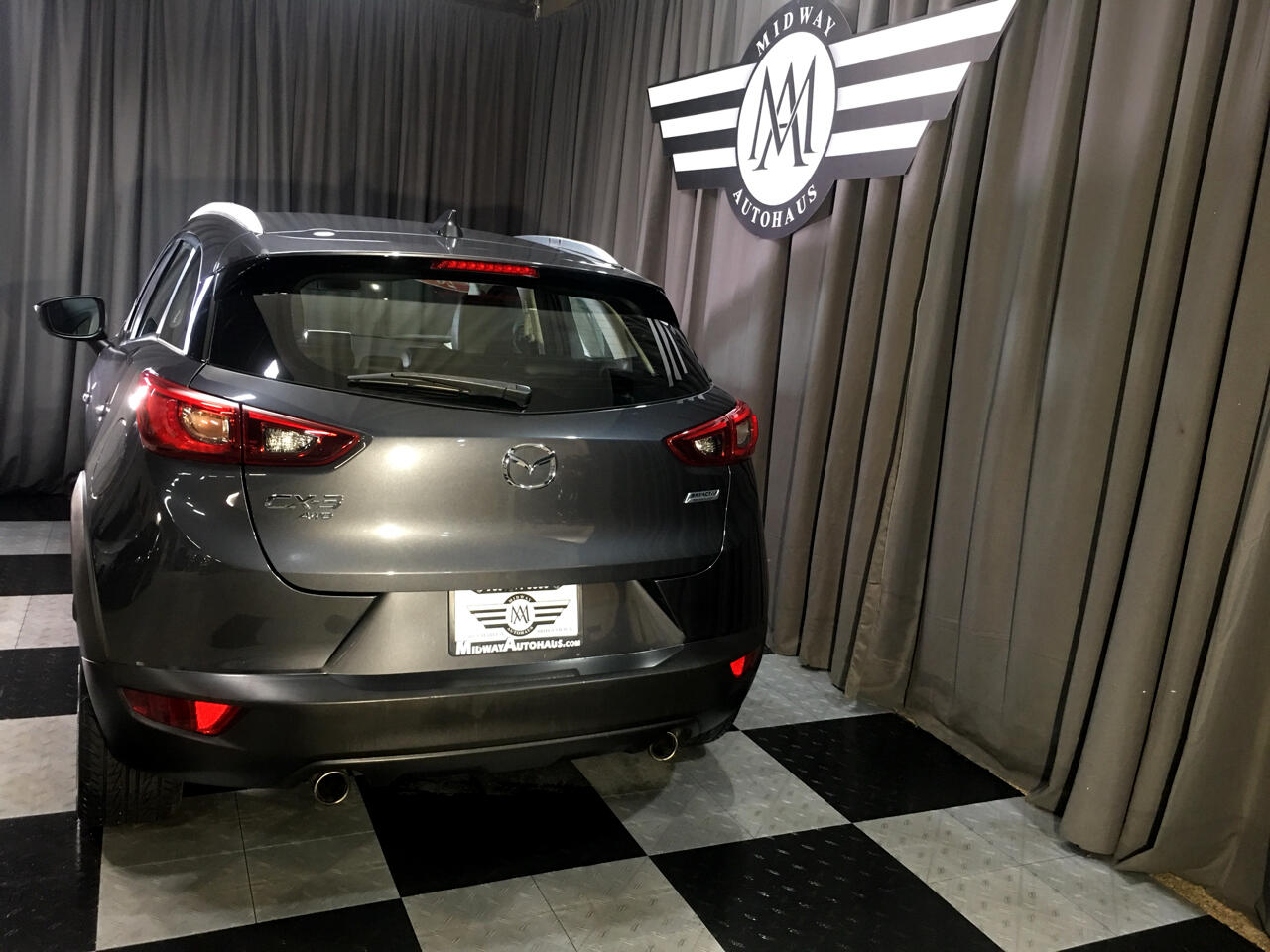Pre-Owned 2016 Mazda CX-3 AWD 4dr Grand Touring