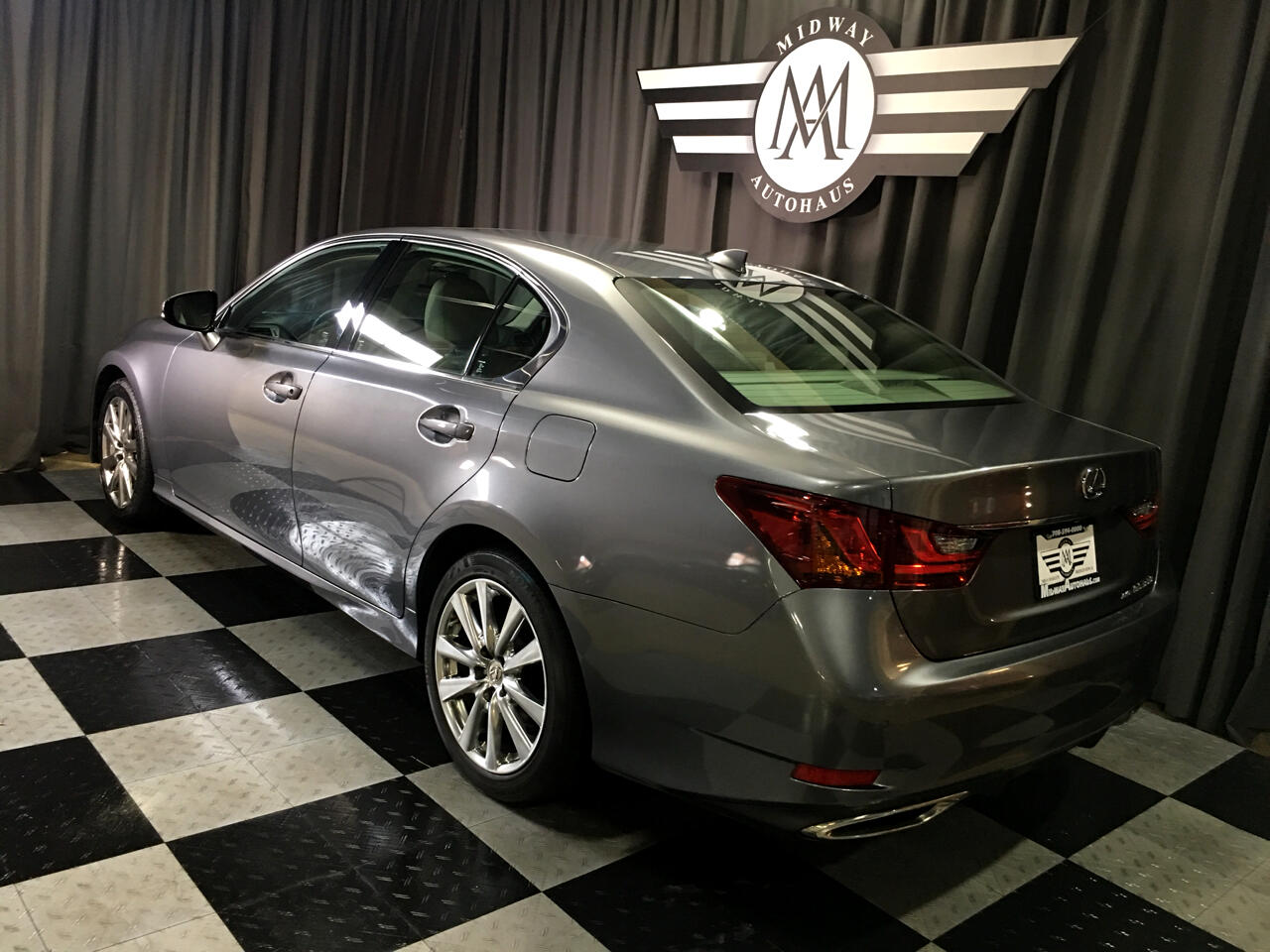 Pre-Owned 2015 Lexus GS 350 4dr Sdn AWD