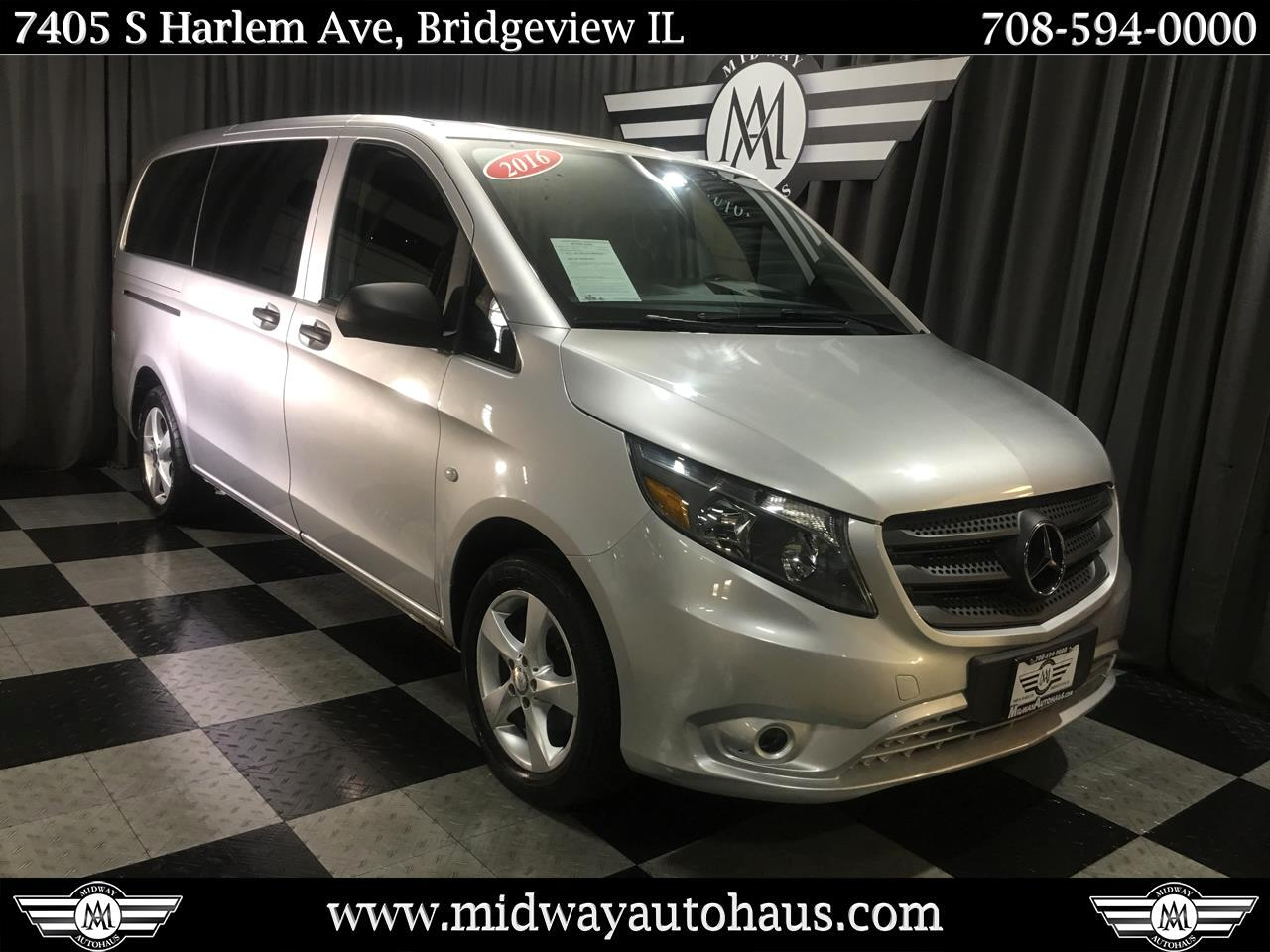 Pre-Owned 2016 Mercedes-Benz Metris Passenger Van RWD 126 in
