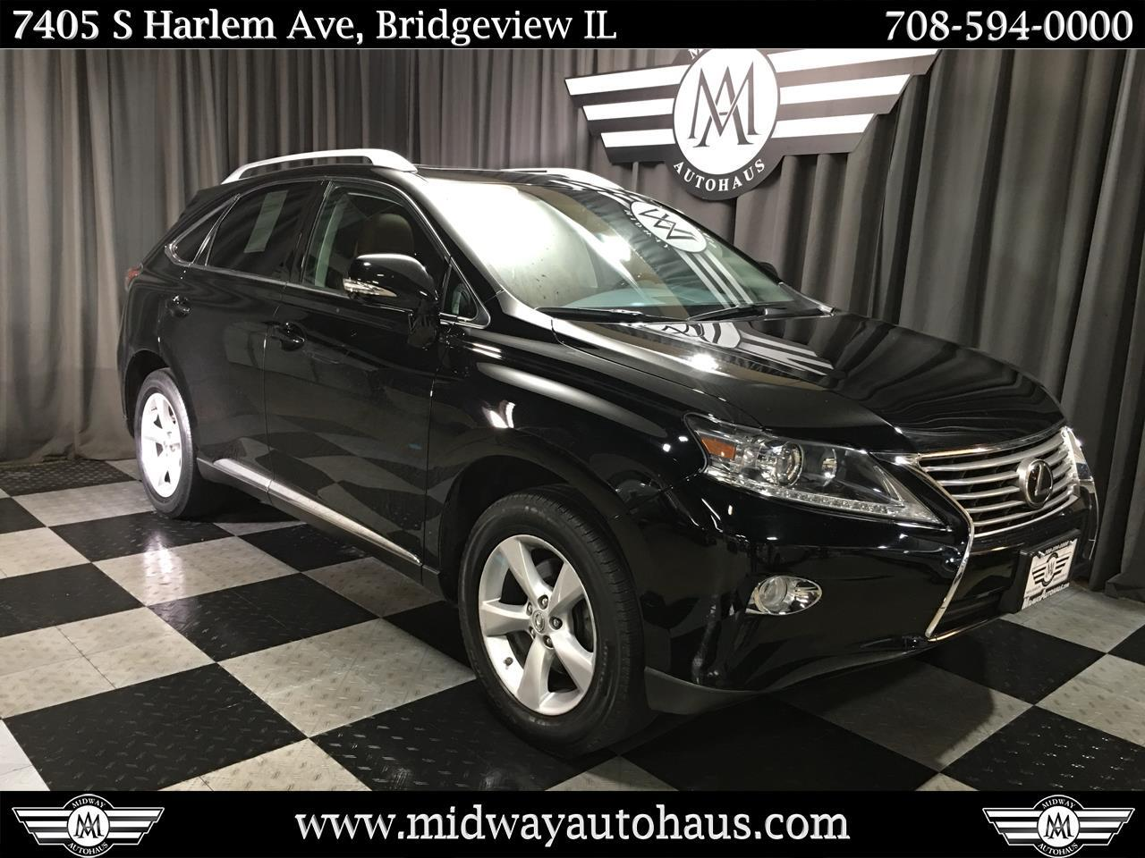 Pre-Owned 2015 Lexus RX RX 350 AWD
