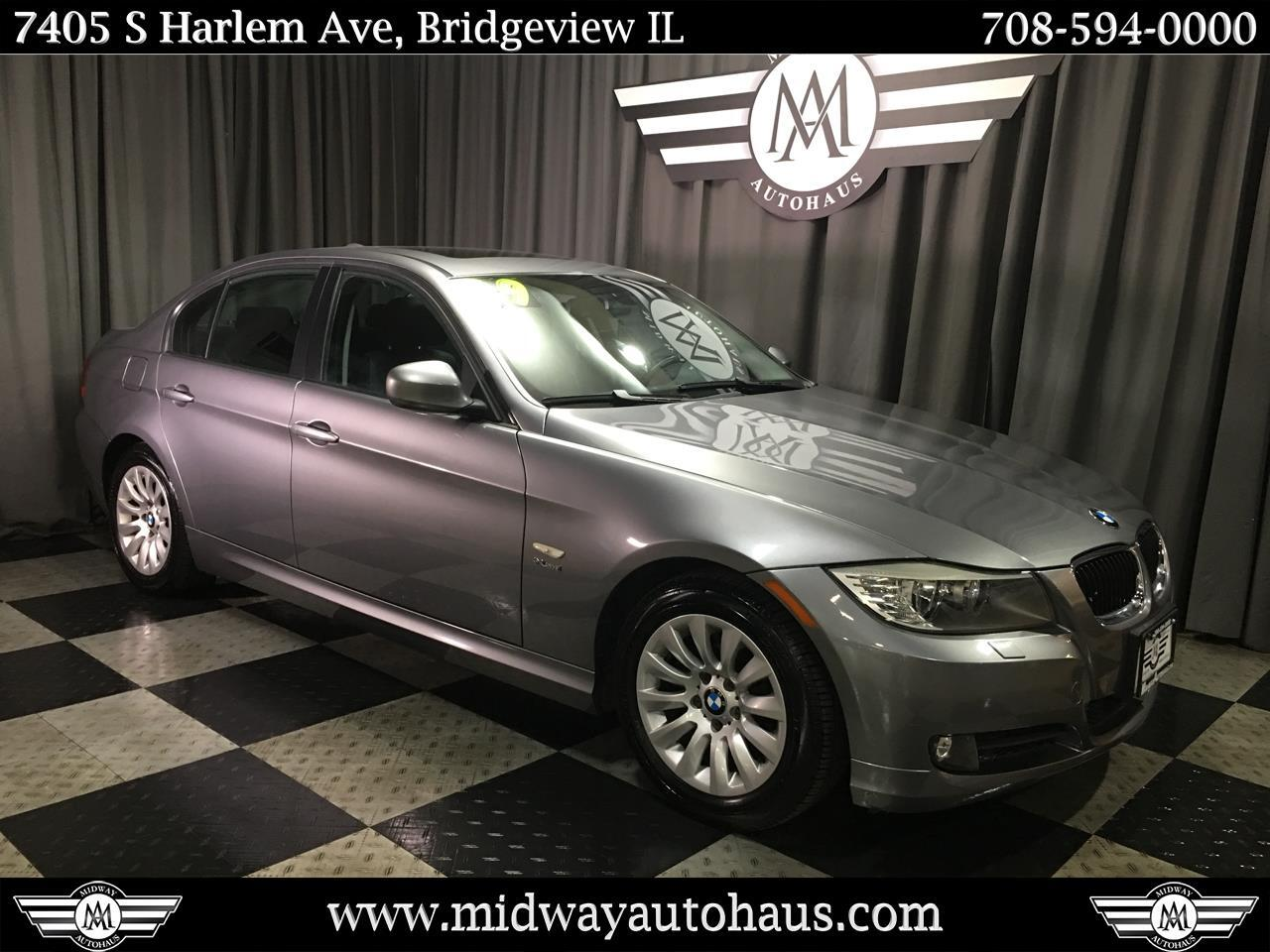 Pre-Owned 2009 BMW 3 Series 4dr Sdn 328i xDrive AWD