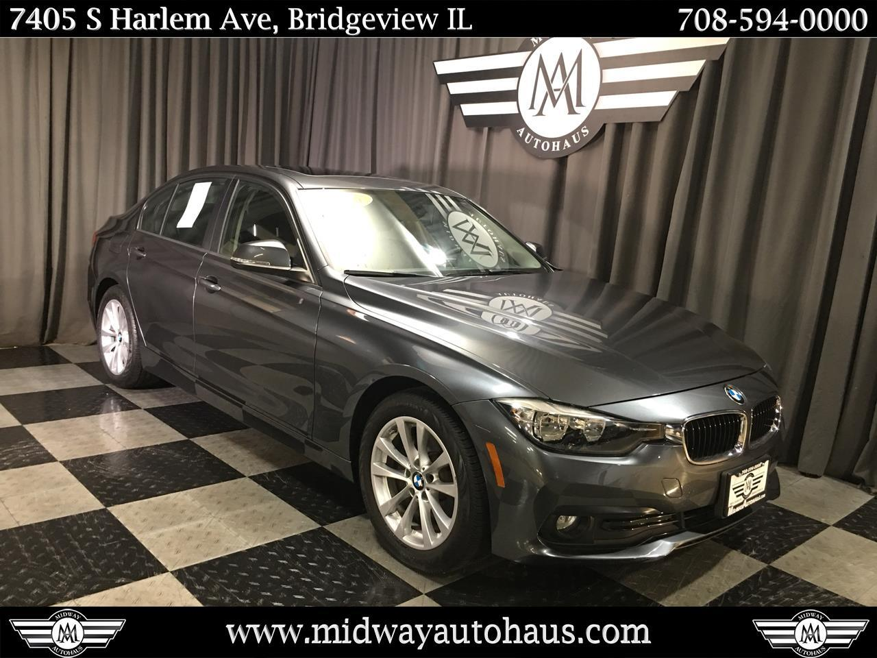 Pre-Owned 2016 BMW 3 Series 4dr Sdn 320i xDrive AWD South Africa