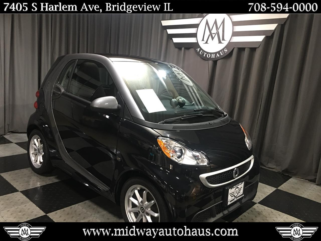 Pre-Owned 2016 smart fortwo electric drive 2dr Cpe Passion