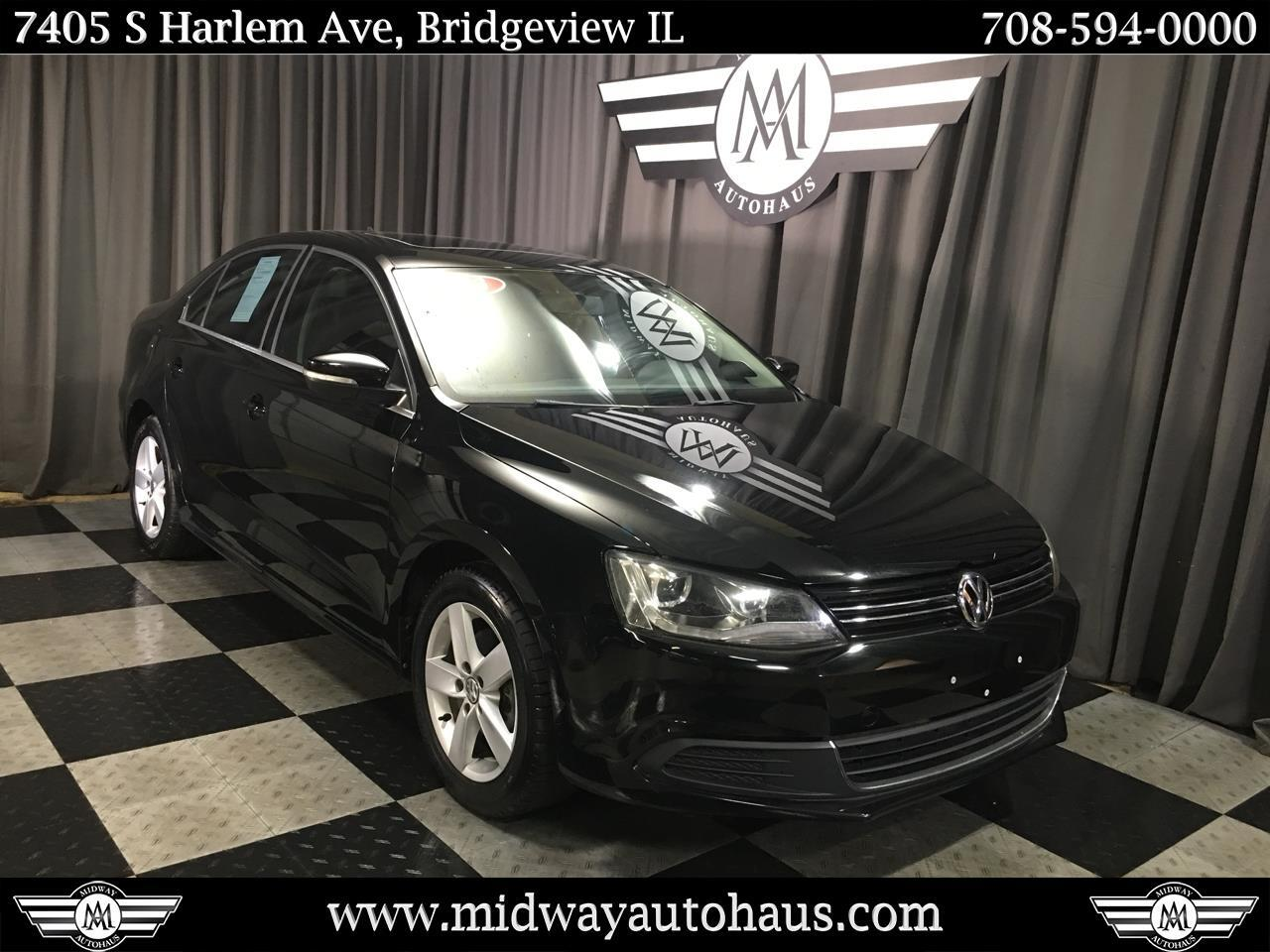 Pre-Owned 2013 Volkswagen Jetta Sedan 4dr DSG TDI w/Premium *Ltd Avail*