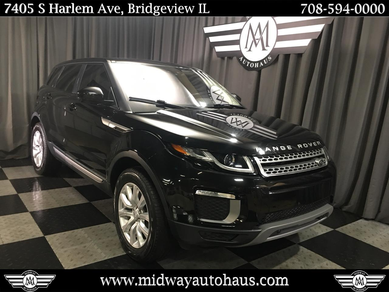 Pre-Owned 2016 Land Rover Range Rover Evoque 5dr HB SE