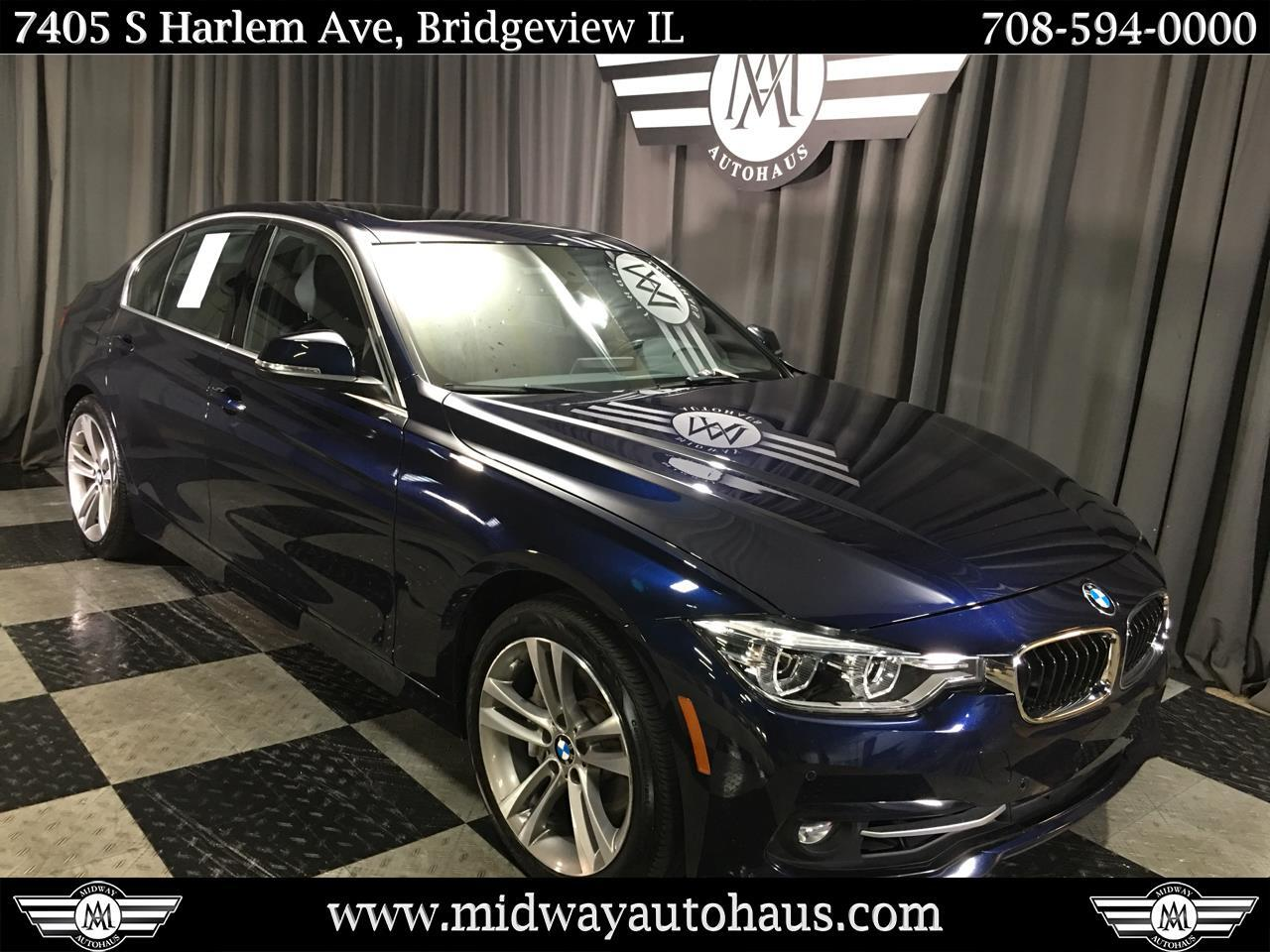 Pre-Owned 2016 BMW 3 Series 4dr Sdn 340i xDrive AWD South Africa