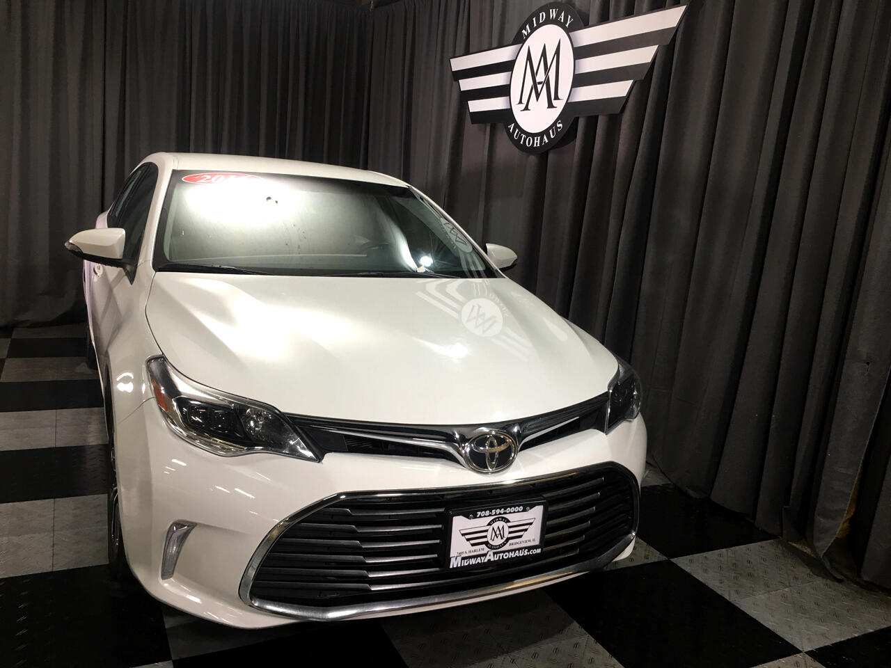 Pre-Owned 2016 Toyota Avalon 4dr Sdn XLE (Natl)