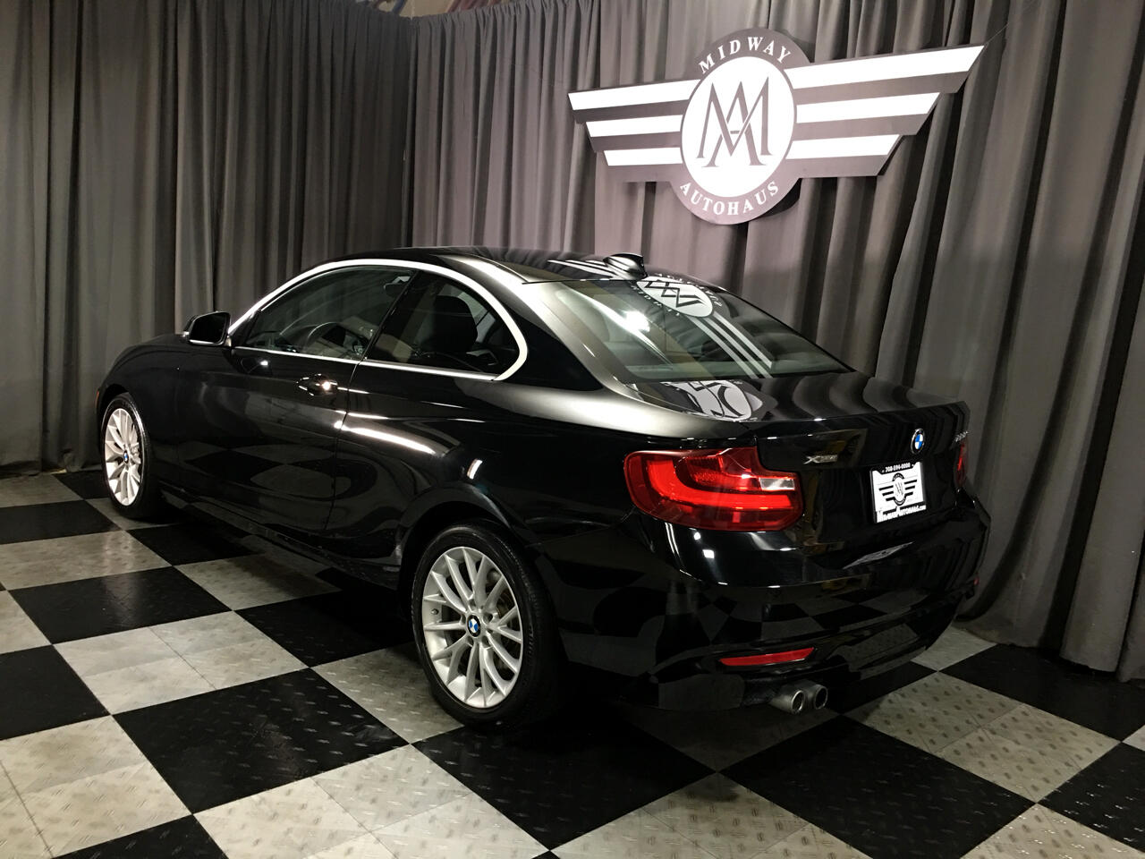 Pre-Owned 2015 BMW 2 Series 2dr Cpe 228i xDrive AWD