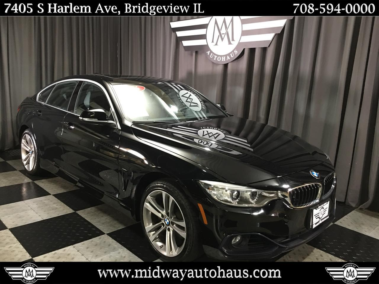 2016 BMW 428I >> Pre Owned 2016 Bmw 4 Series 4dr Sdn 428i Xdrive Awd Gran Coupe Sulev Awd