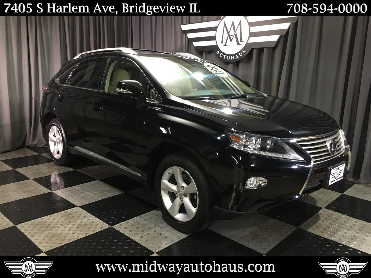 Pre Owned Lexus >> Pre Owned 2015 Lexus Rx Rx 350 Awd Awd