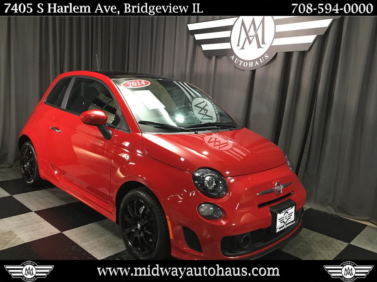 Pre-Owned 2014 FIAT 500 2dr HB Turbo
